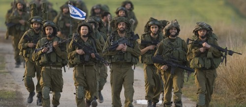 Armée israëlienne achève son retrait le 21 janv 09.jpg