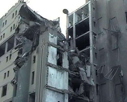 Gaza 4 jours de raids israéliens sur Gaza 370 morts.jpg