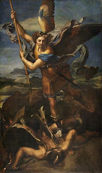 354px-Le_Grand_Saint_Michel,_by_Raffaello_Sanzio,_from_C2RMF_retouched.jpg