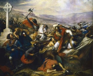 729px-Steuben_-_Bataille_de_Poitiers1.jpg Charles Martel.jpg