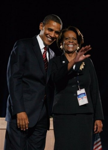 Obama et sa bele-mère Marian Robinson.jpg