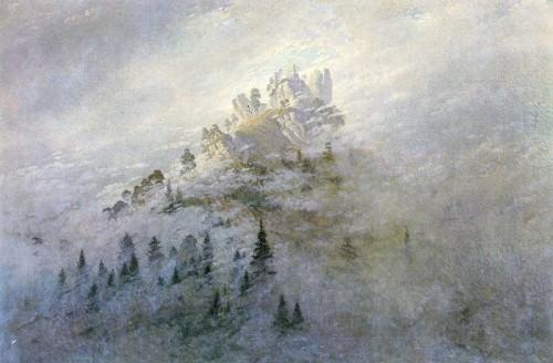 Friedrich Neige du matin dans la montagne.jpg