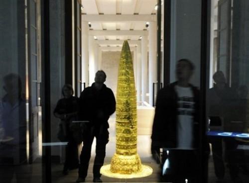 Berlin Neues Museum pièce en or âge du bronze.jpg