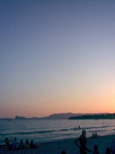 Les Lecques coucher du soleil 15 07 10.JPG
