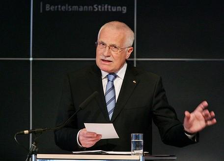 Klaus Vaclav président thèque.jpg