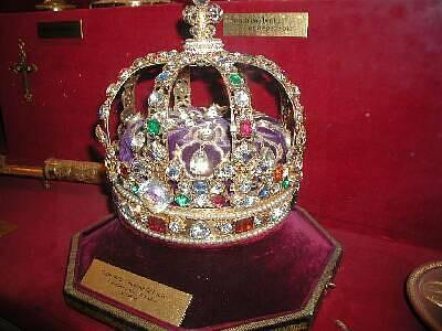 Reims copie de la couronne des rois de France.jpg