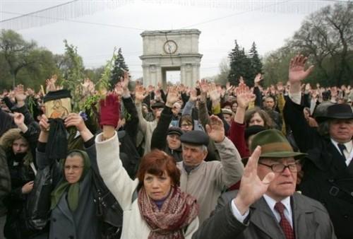 Opposition moldave à Chisinau.jpg