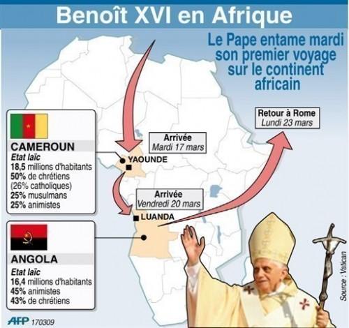 Carte Benoît XVI en Afrique.jpg