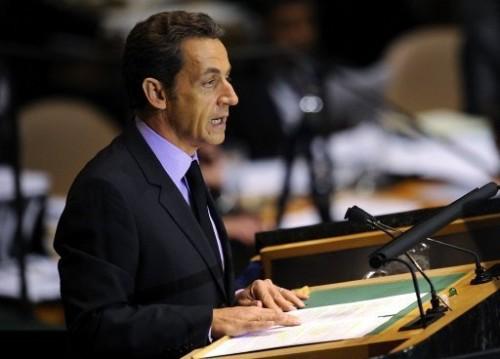 Sarkozy discours à l'ONU bla bla.jpg