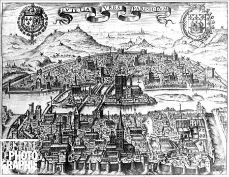 Lutèce ville des parisiens au début du XVIIè.jpg