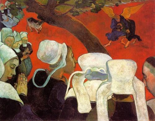 sermon Gauguin.jpg