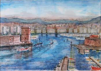 Jean Goudard.jpg Vieux Port de Marseille.jpg