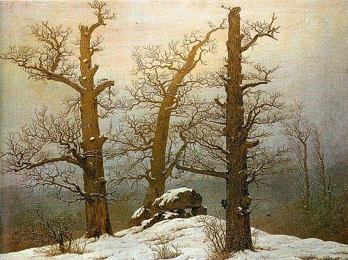Caspar_David_Friedrich_047 arbres en hiver.png