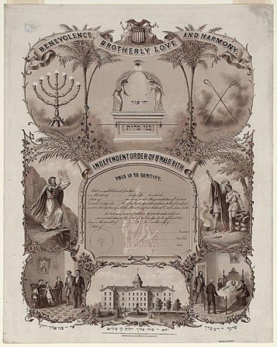 B'nai Brith certificat d'appartenance.jpg