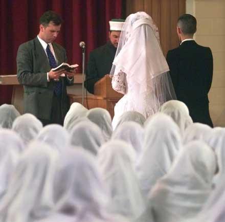 Femme musulmane cherche mariage