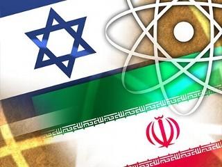 Netanyahu Obama et l'Iran - drapeaux mêlés.jpg