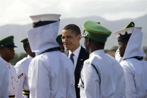 Arrivée d'Obama à Port-of-Spain, Trinidad.jpg