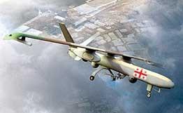 Drone géorgien abattu.jpg
