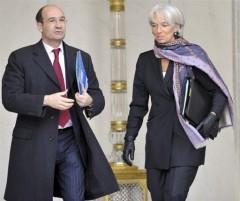 Eric Woerth et Lagarde le 14 janvier 2009.jpg