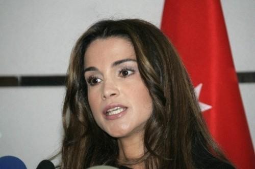Rania de Jordanie Amman 5 janvier 09.jpg