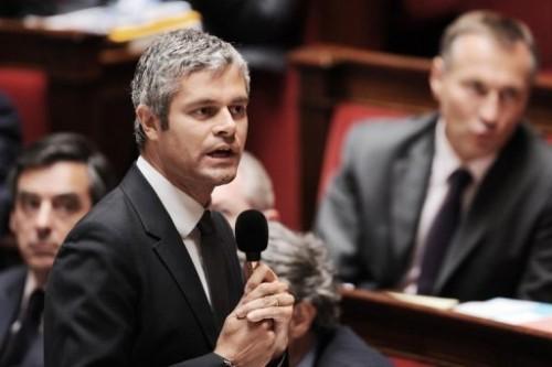 Laurent Wauquiez secrétaire d'Etat à l'emploi.jpg