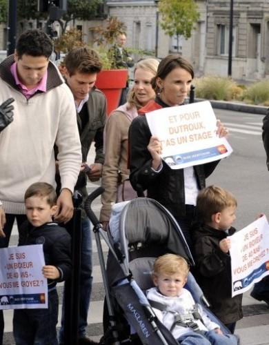 Bordeaux manifestants avec enfants 10 oct 09.jpg