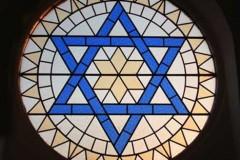 Etoile de david Genève synagogue.jpg
