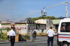 Abattoit halal détruit par les flammmes.jpg