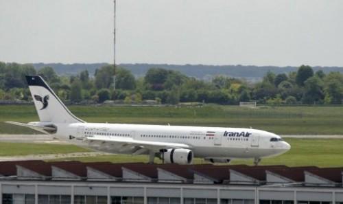 Iran Air avion à Orly.jpg