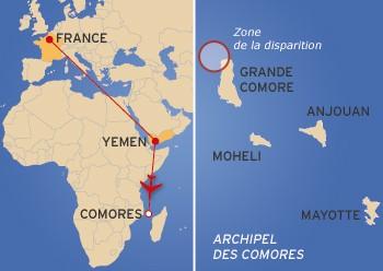 Carte Comores accident Airbus.jpg