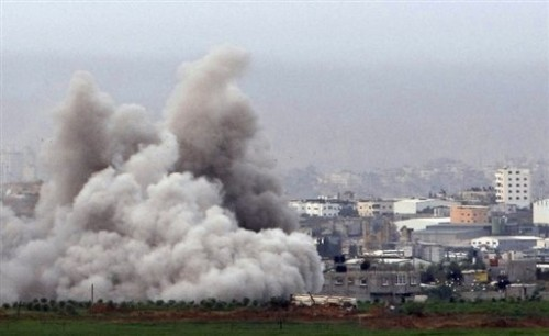 Bombardements aériens le 18 janv 09.jpg