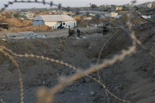Deux raids aériens dans le sude de gaza 4 morts.jpg