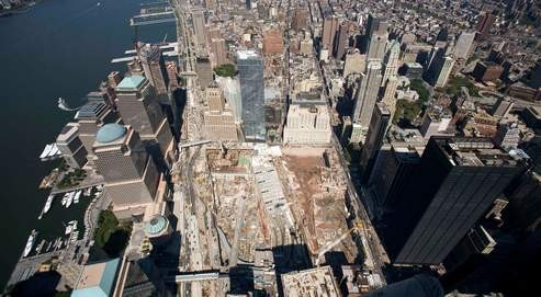 Ground zero reste un trou béant.jpg