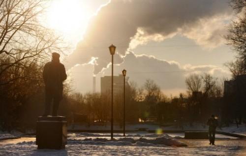 Moscou par - 25° -parc promeneur.jpg