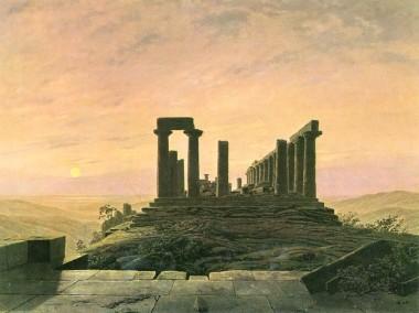 800px-Caspar_David_Friedrich_022.jpg Temple de Junon à Agrigente.jpg