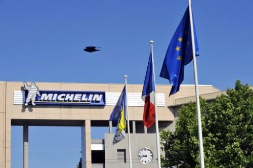 Entrée du groupe Michelin Clermont-ferrand.jpg