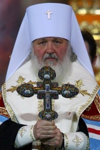 Kirill patriarche intronisé.jpg